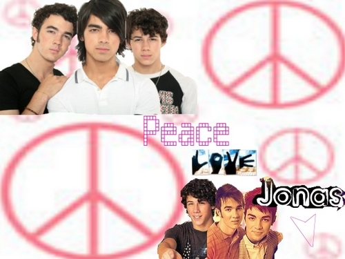 Peace Luv Jonas