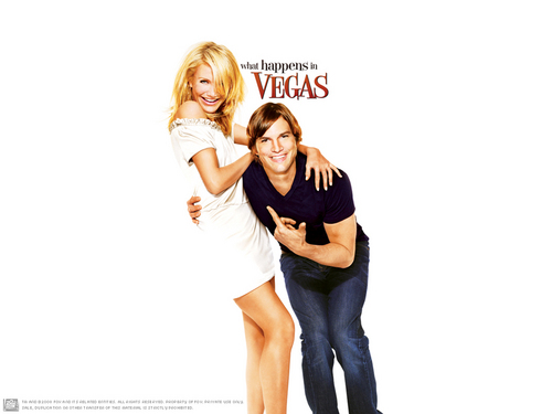What Happens in Vegas wallpaper