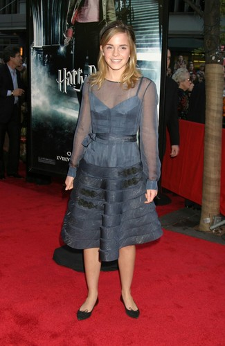 Goblet of apoy NYC Premiere 2005
