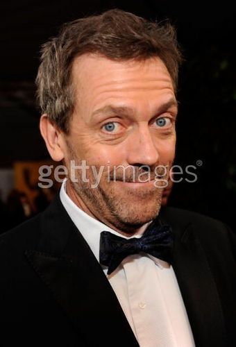 Hugh Laurie @ 15th Annual Screen Actors Guild Awards - Red Carpet