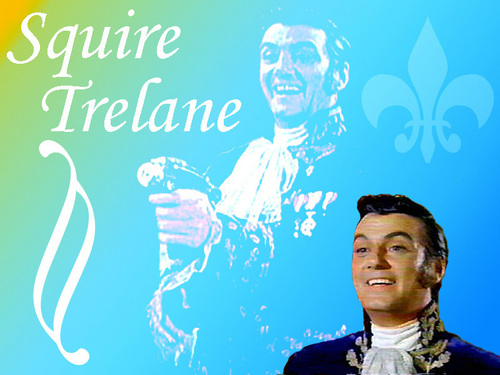 Squire Trelane Wallpaper