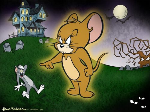 Tom and Jerry 바탕화면