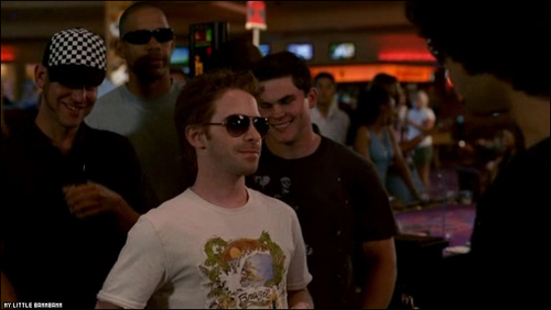 Seth in Entourage