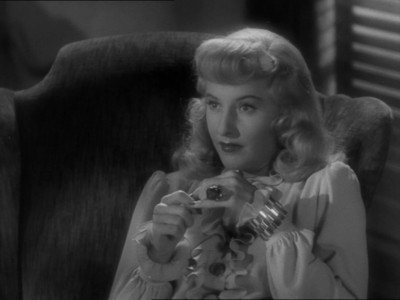Barbara in Double Indemnity