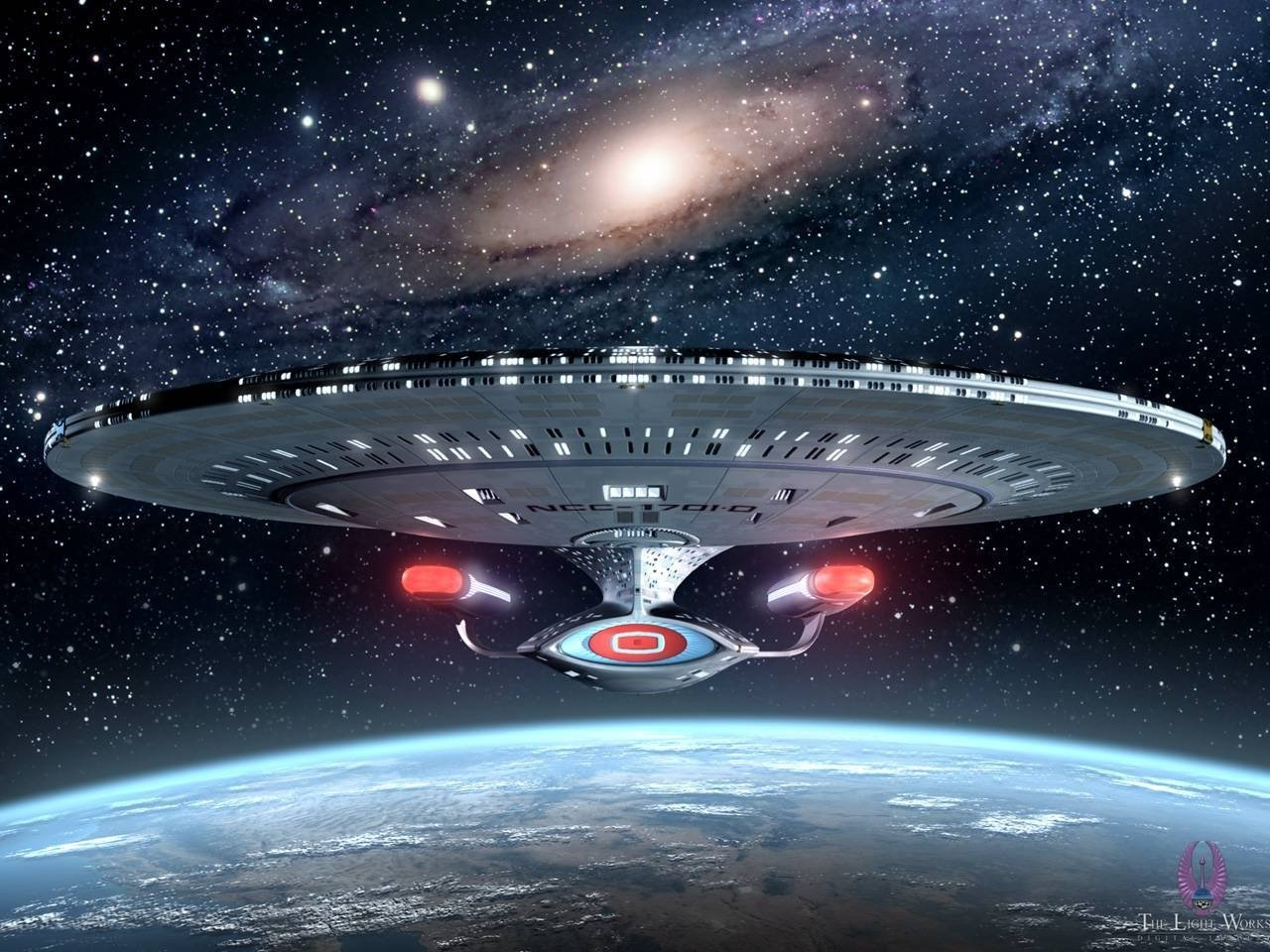 Enterprise D Star Trek The Next Generation Wallpaper 3983502