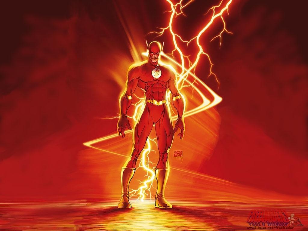 Flash Dcコミック 壁紙 3975259 ファンポップ