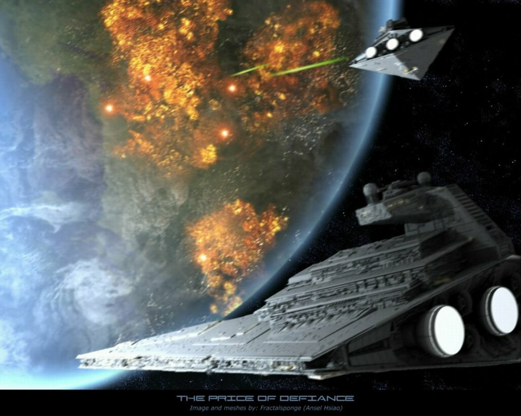 Star Destroyers - Price Of Defiance