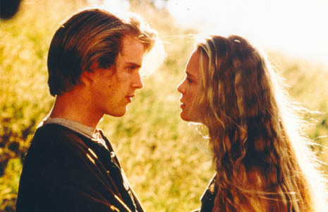 Westley and Buttercup