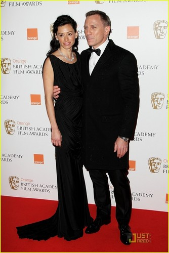 Daniel @ the 2009 BAFTA Awards