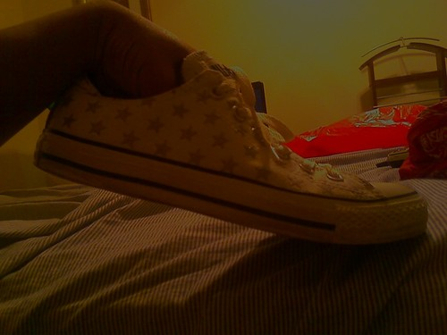 MY CHUCKS I LUV