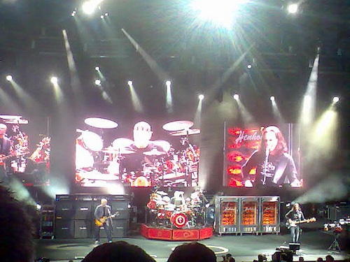 Snakes & Arrows Tour May 2008 - Irvine Ampitheatre
