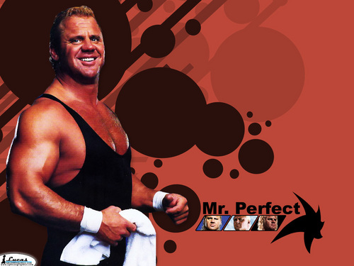 """Mr. Perfect "" Curt Hennig - R.I.P."