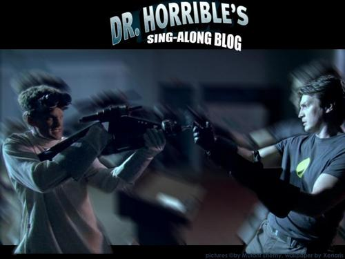 Dr. Horrible's Sing-a-long Blog