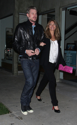 Eric & Rebecca Out and About