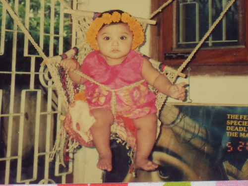 Me when I was a Baby :3