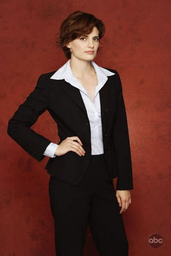 Mug Shots (Promo Photos): Kate Beckett