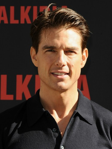 Tom Cruise Valkyrie - Madrid Photocall