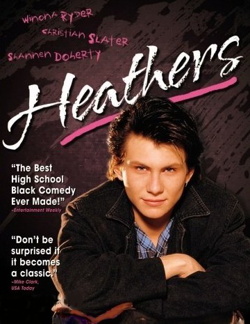 Heathers DVD Covers
