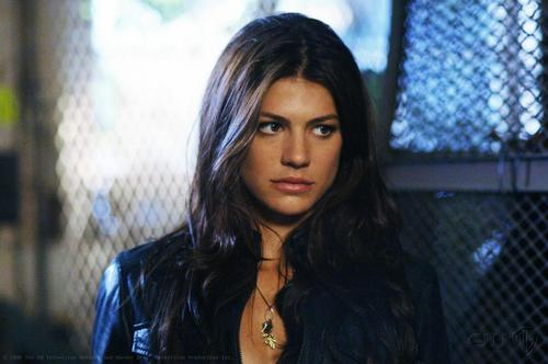 *Genevieve as Ruby*