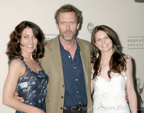 Hugh, Jenn and Lisa