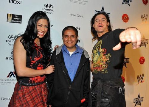 Melina At WWE Opening Night at Haven.