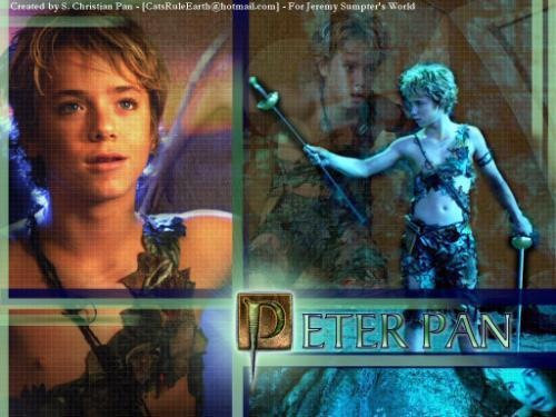 Peter Pan Fan Art
