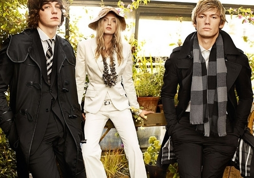 Burberry Spring/Summer Campaign