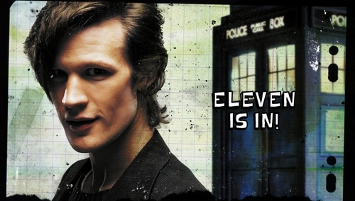 Eleventh Doctor Header