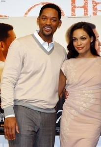 """Seven Pounds"" - Hapon Press Conference"