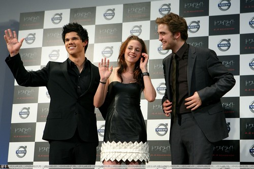 """Twilight"" Press Conference in 일본"