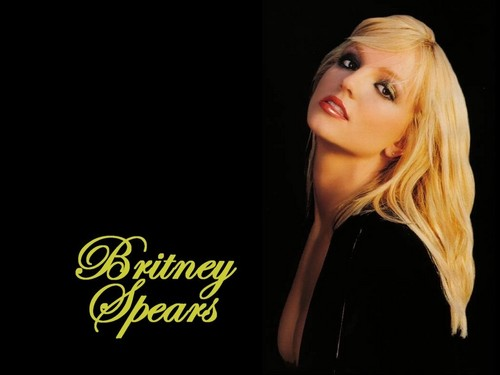 Britney Spears 바탕화면
