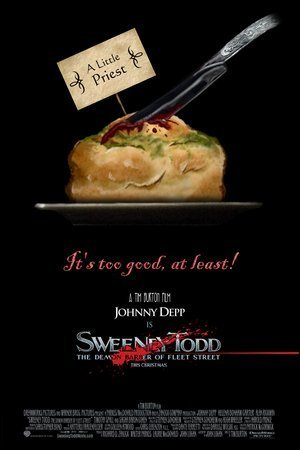 Sweeney Todd - fan Art