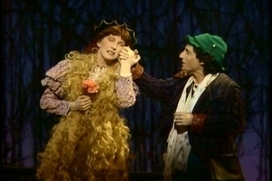 The Baker and his Wife--Into the Woods