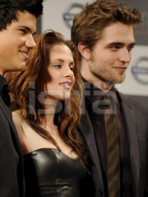 Tokyo Press Conference: Rob, Kristen, and Taylor