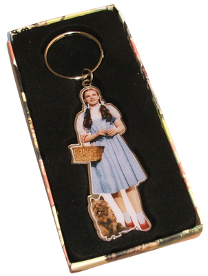 Wizard of Oz Keychain