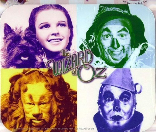 Wizard of Oz Mouse Mat