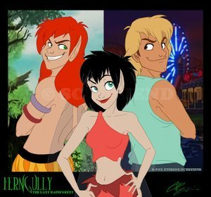 Ferngully: Some other world