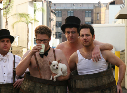 Jason & Friends in Vanity Fair