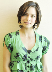Kristin Kreuk: 2009 通り, ストリート Fighter: The Legend Of Chun-Li 日本 Press Junket