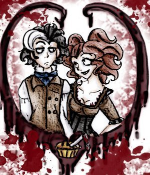 Mrs Lovett Fan Art