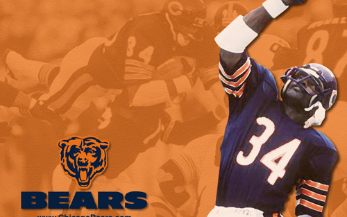 Walter Peyton - Chicago Bears
