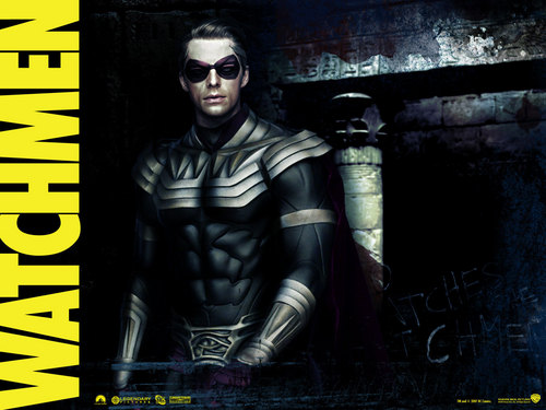 Watchmen official movie achtergrond
