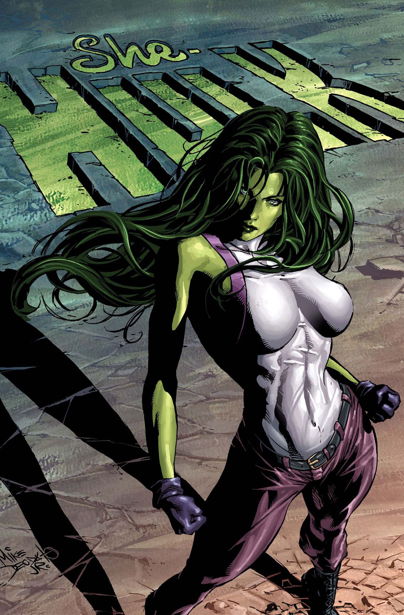 she Hulk - Marvel Comics Photo (4660737) - Fanpop