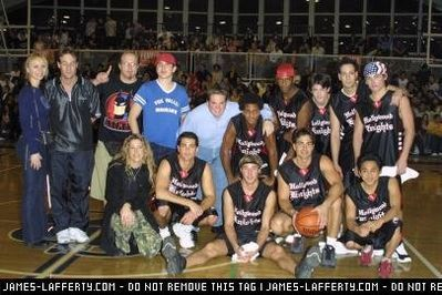 'Hollywood Knights' Celebrity Basketball Game