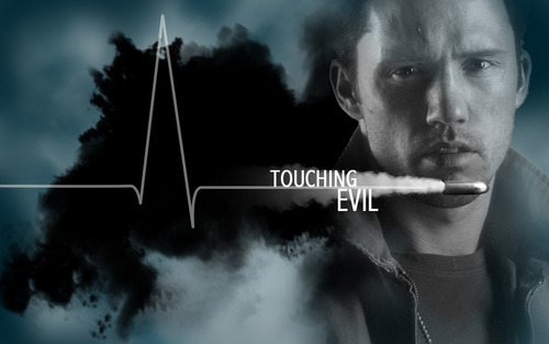 Touching Evil wallpaper