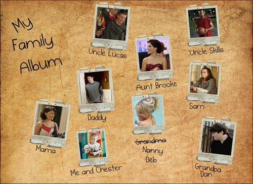 Jamie's family album <3