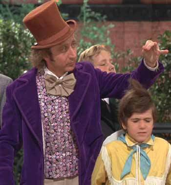 Willy Wonka and the Sô cô la Factory