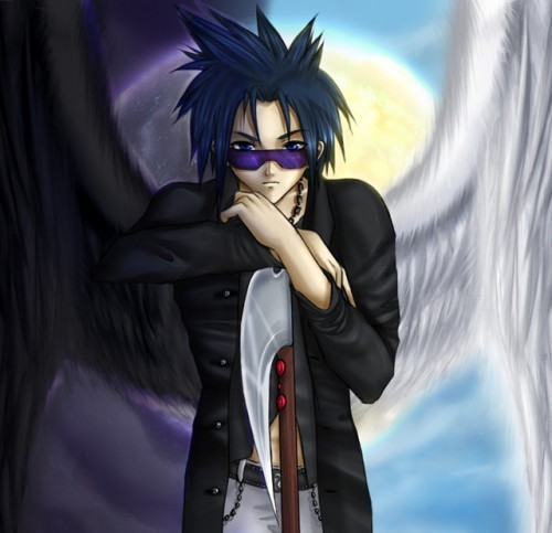 sasuke Angel
