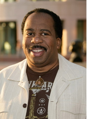 Leslie David Baker @ 'Inside the Office'