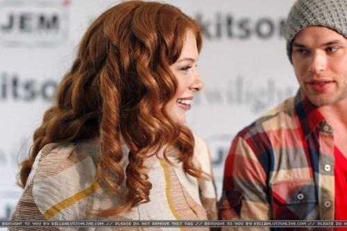 "Kitson Hosts Special ""Twilight"" DVD Release Party"